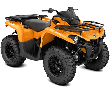 OUTLANDER DPS 450 ABS T3