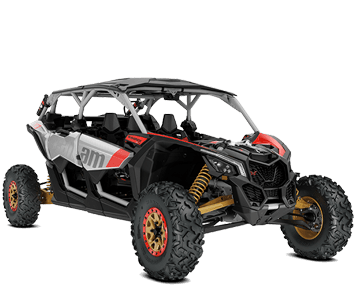 MAVERICK X DS TURBO R