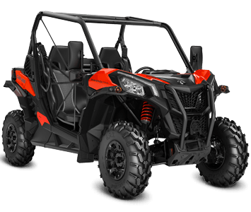 MAVERICK TRAIL DPS 1000 T