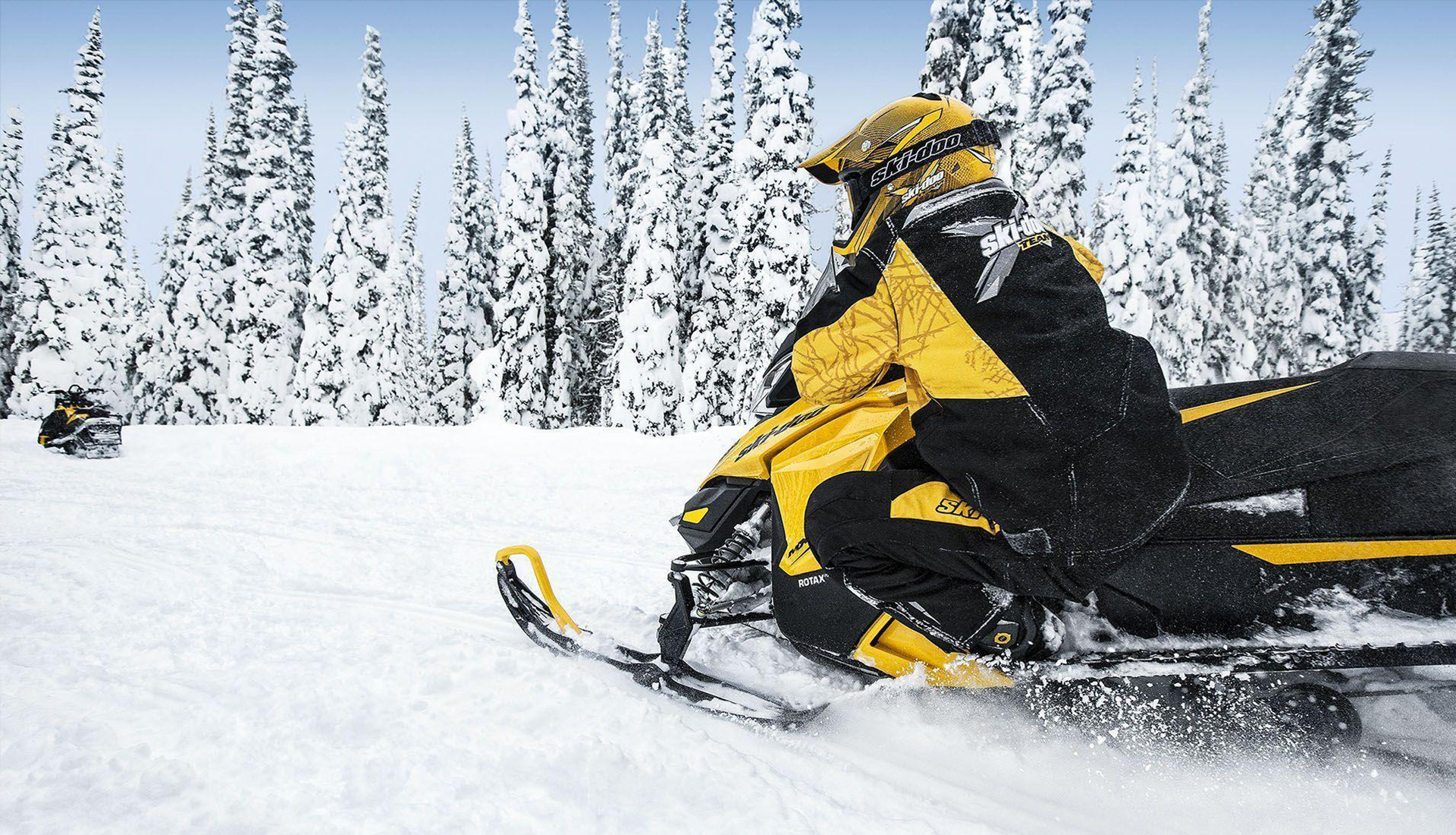 SNOWMOBILE TOUR 3 HOUR