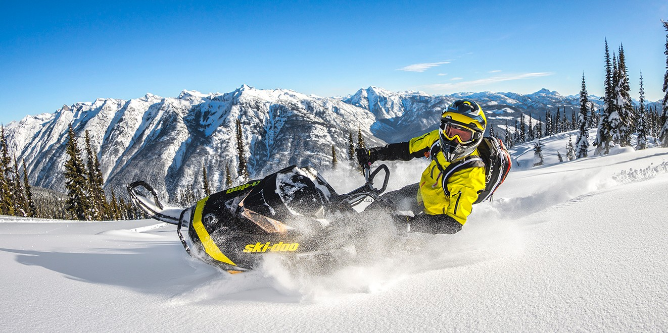 SNOWMOBILE  VIP TOUR