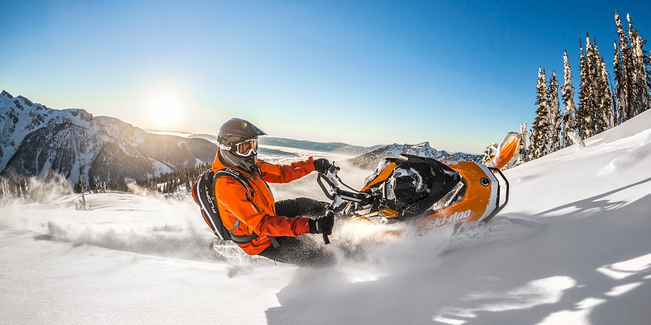 SNOWMOBILE TOUR 1 DAY