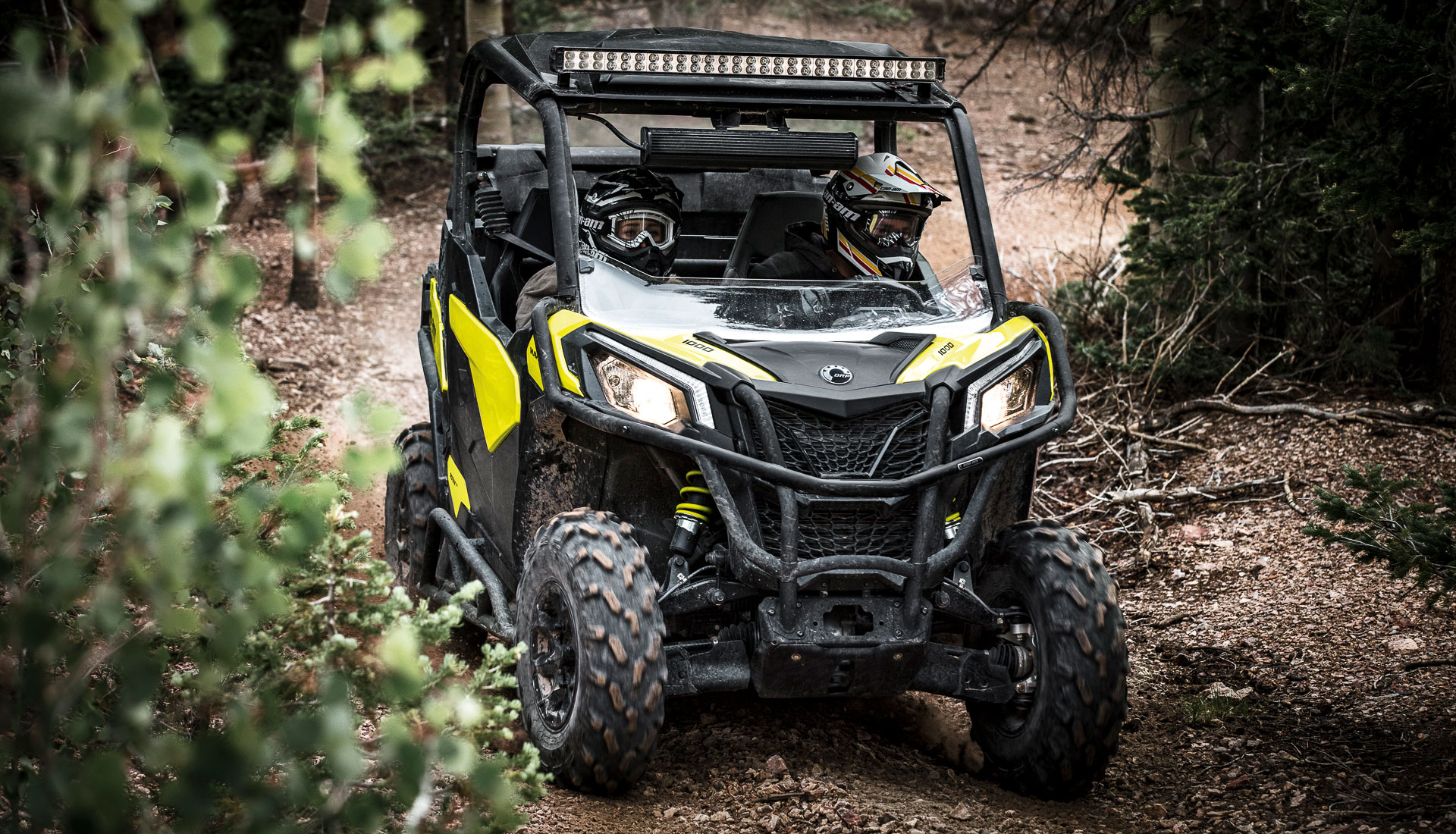 Can-Am Trail /for 2 person